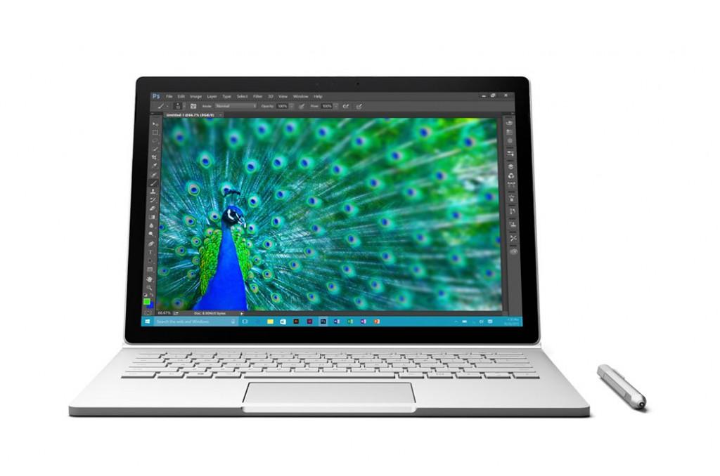 Surface Book — портативный компьютер от Microsoft