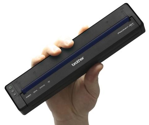 Brother PocketJet 7 — компактный принтер формата А4