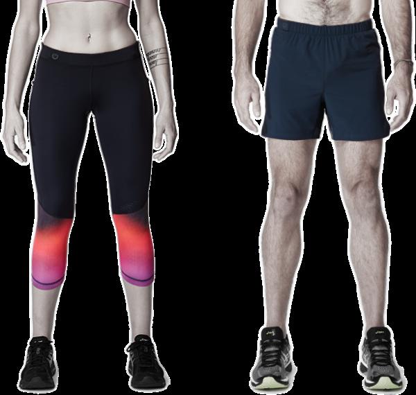 Lumo Run — умные шорты и капри для бегунов