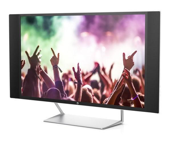 HP Envy 32 Media Display — монитор с отличной аудиосистемой
