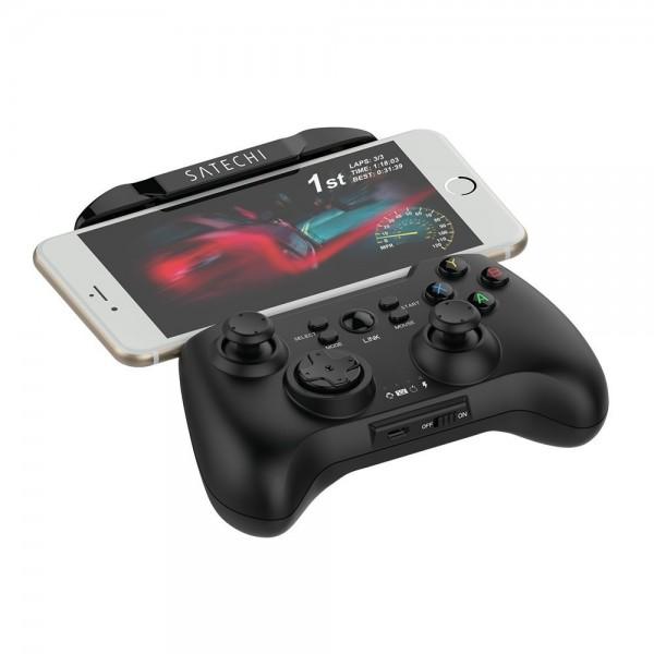 Satechi представила беспроводной геймпад для смартфонов и планшетов