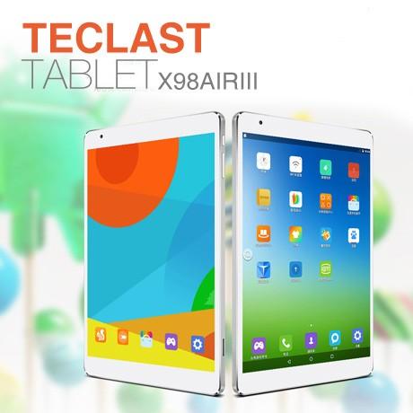 Teclast X98 Air III — планшет под управлением Windows 10 и Android 5.0 Lollipop