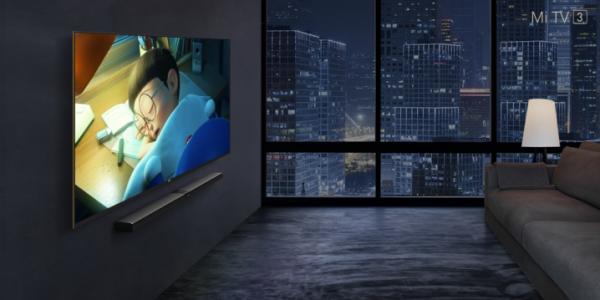 Mi TV 3 — умный 60-дюймовый телевизор от Xiaomi