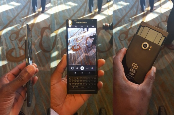 BlackBerry открыла предзаказ на Priv