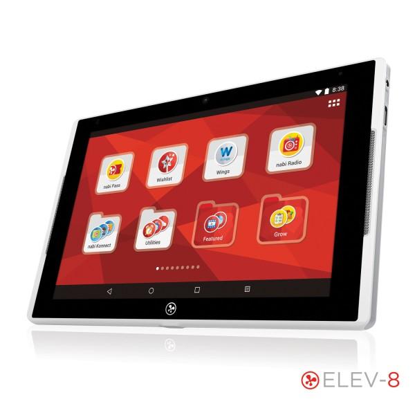 Nabi Elev-8: мощный планшет для детей