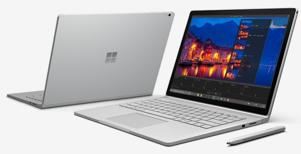 Microsoft Surface Book c графикой NVIDIA стал доступнее