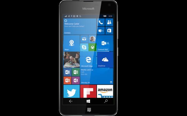 Lumia Saana — новый умный телефон от Microsoft