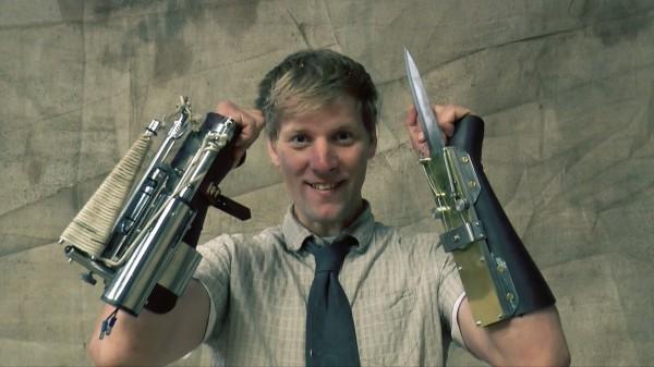 Британский изобретатель сделал веревочное копье из Assassin's Creed