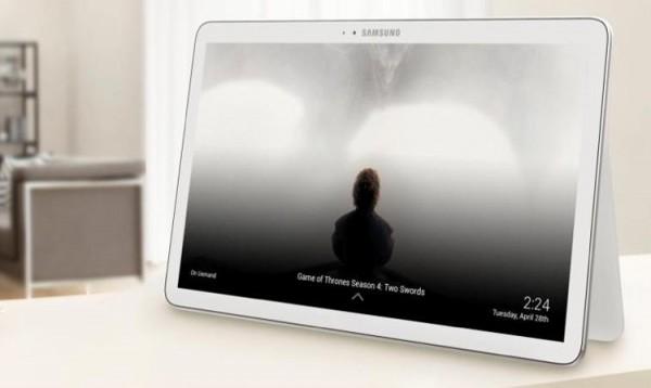 Обнародованы характеристики планшета-гиганта Samsung Galaxy View