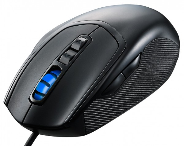 Cooler Master Xornet II — мышка для поклонников стратегий и шутеров