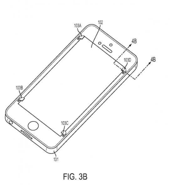 Apple придумала, как защитить iPhone в случае падения