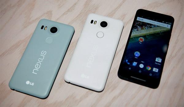 LG Nexus 5X уже можно заказать в России