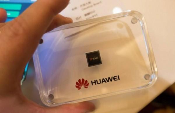 Kirin 950 — мобильный 8-ядерный процессор от Huawei