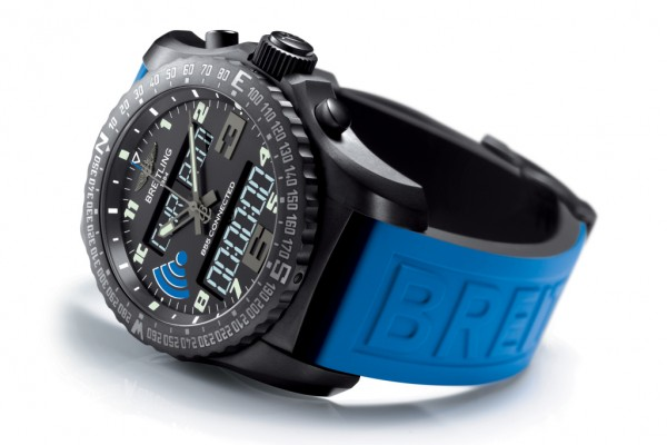 Breitling Exospace — умные швейцарские часы