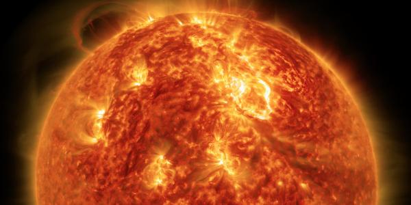 Термоядерное видео: Солнце в 4K