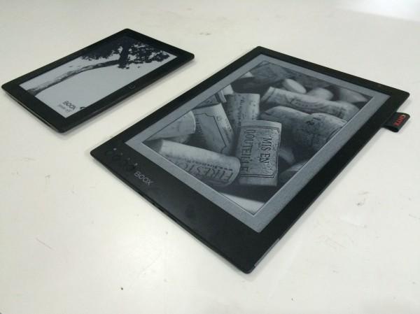 Новая электронная книга Onyx получит 13,3-дюймовый экран