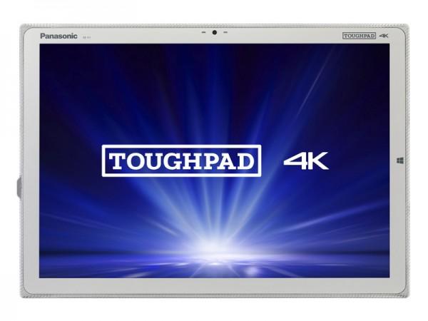 Panasonic обновила гигантский планшет Toughpad 4K