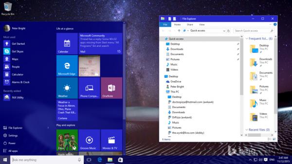 Windows 10 получила «Ноябрьское обновление»