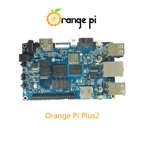 Orange Pi Plus 2 — одноплатный ПК за 50 долларов