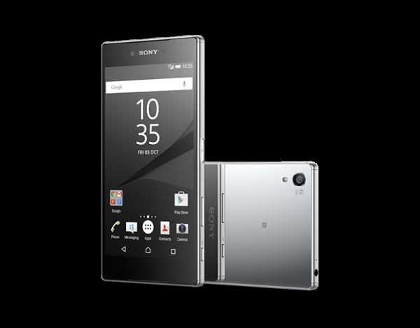 Sony Xperia Z5 Premium с 4K-экраном уже в России