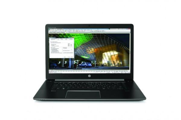 ZBook Studio — мобильная рабочая станция от Hewlett-Packard