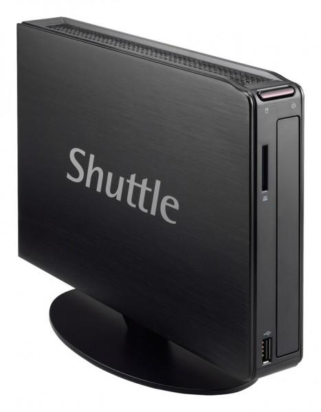 Shuttle XS35V5 Pro: бесшумный мини-ПК с 14-нанометровым процессором