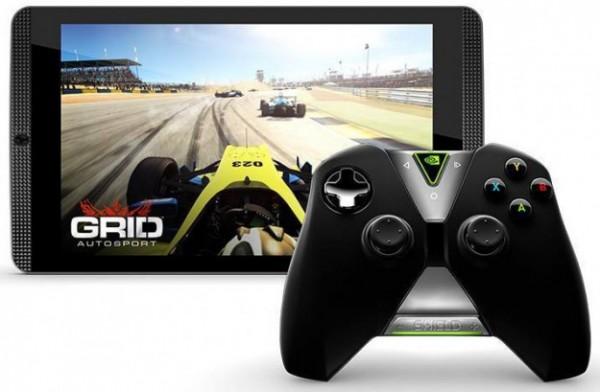 Shield Tablet K1 — «бюджетный» игровой планшет от NVIDIA