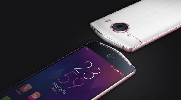 Meitu 4V — смартфон с 21-мегапиксельной фронтальной камерой