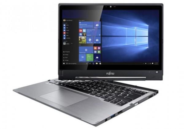 Fujitsu Lifebook T936 — ноутбук с поворотным дисплеем