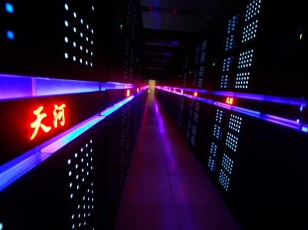 Самый быстрый суперкомпьютер в мире — китайский