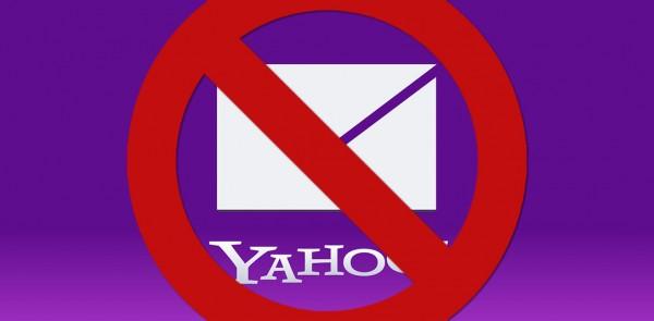 Yahoo Mail банит пользователей AdBlock