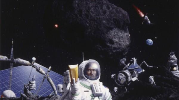 Создан телескоп для поиска золота на астероидах