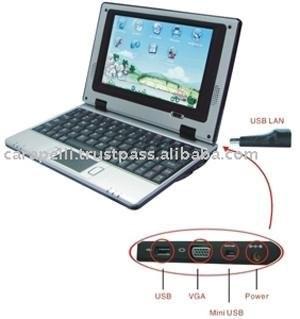 Самый дешевый в мире ноутбук
