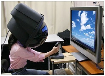 Шлем-скафандр