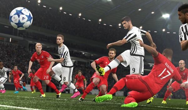 Футбольный симулятор Pro Evolution Soccer 2016 станет бесплатным