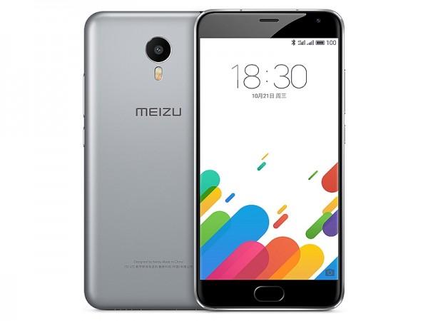 Meizu Metal — доступный фаблет с металлическим корпусом