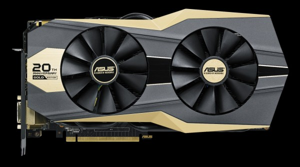 Самая быстрая в мире GeForce GTX 980 Ti — от ASUS