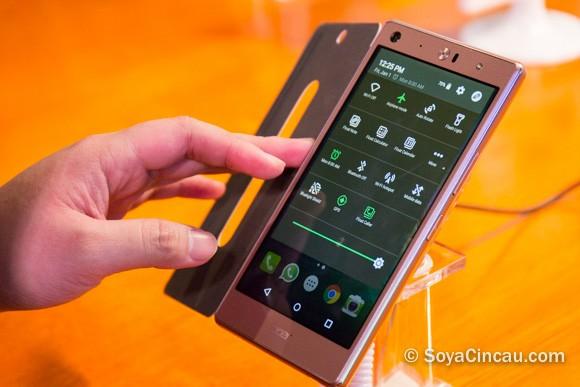 Релиз 3-симочного фаблета Acer Liquid X2 ожидается в январе