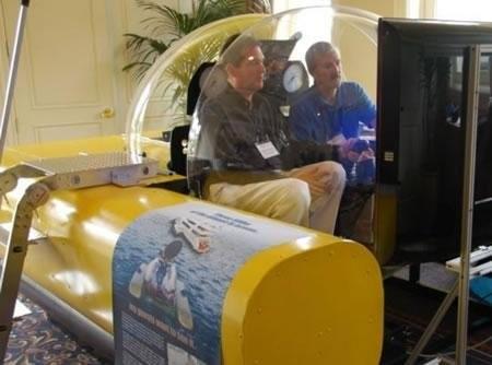 Triton 1000 – персональная подводная лодка