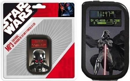 MP3-плеер для фанатов «Звездных войн»