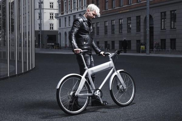 Biomega OKO — электрический велосипед из Дании