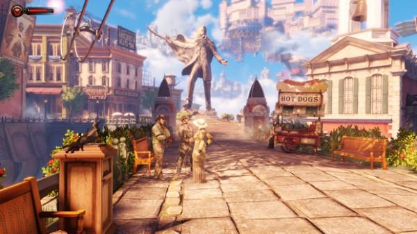 Автор BioShock делает игру в открытом мире