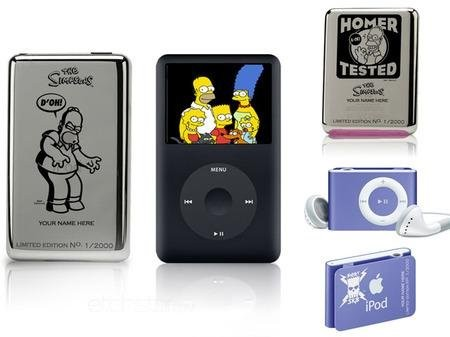 iPod для фанатов Симпсонов