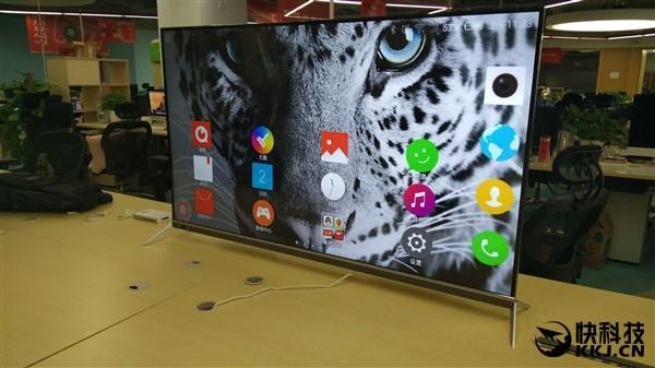 В умные телевизоры ZTE можно вставлять смартфоны