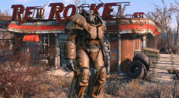 Fallout 4 прошли за 69 минут 29 секунд