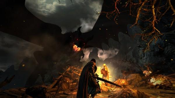 Dragon's Dogma выйдет на PC в январе