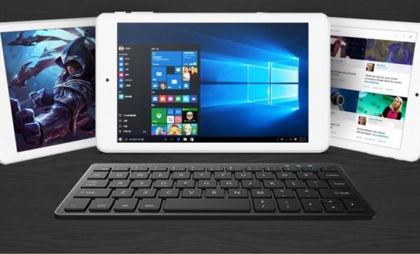 Cube iwork8 Ultimate: бюджетный 8-дюймовый планшет на базе Windows 10