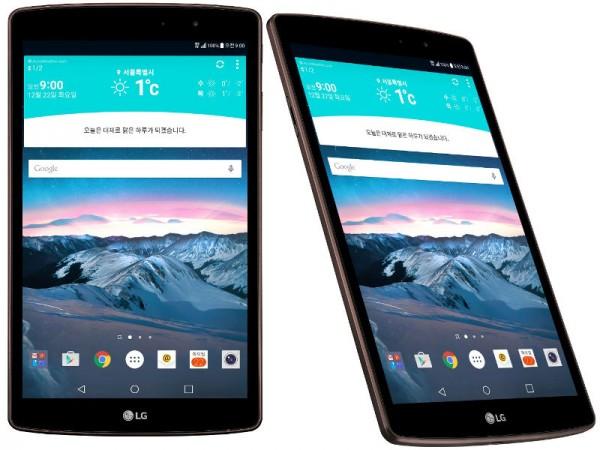 LG представила «таблетку» G Pad II 8.3 LTE