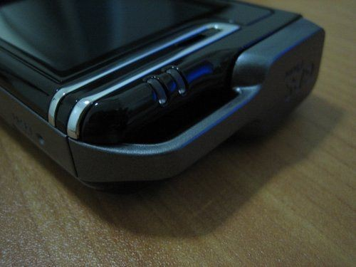 Mitac MIO A700 GPS Phone