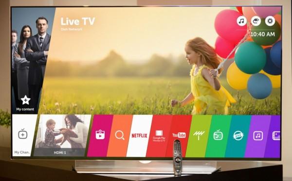 webOS 3.0 — новая операционная система для телевизоров LG